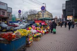 Руководство Центрального рынка хочет привлечь ЧОП к борьбе с нелегальными торговцами