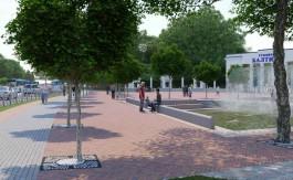 На проект реконструкции площади с фонтаном у стадиона «Балтика» выделили 5,7 млн рублей