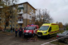 Власти: Жильцы дома в Балтийске жаловались на запах газа за час до взрыва