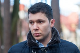 Алиханов: Ситуация с берегоукреплением в Светлогорске и Пионерском близка к критической
