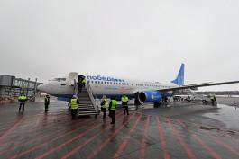 Два самолёта не смогли сесть в «Храброво» и вернулись в Санкт-Петербург