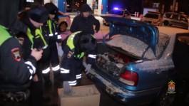 Житель Калининграда перевозил на автомобиле 25 кг марихуаны