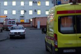 На улице Зелёной в Калининграде юноша и девушка разбились при падении с девятого этажа