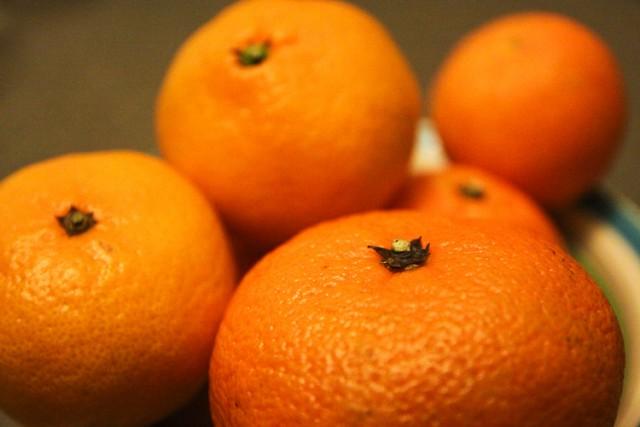 ВКалининградскую область непустили неменее 8-ми тонн мандаринов изЛитвы