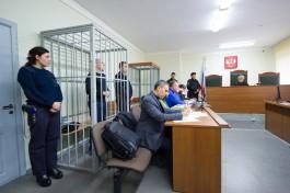 Глава регионального СКР обжаловал приговор по делу Рудникова и Дацышина