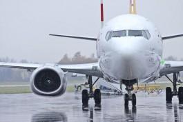Латвийская авиакомпания начала летать из Калининграда в Ригу