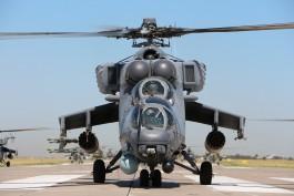 Минобороны создало новый вертолётный полк для защиты Калининградской области