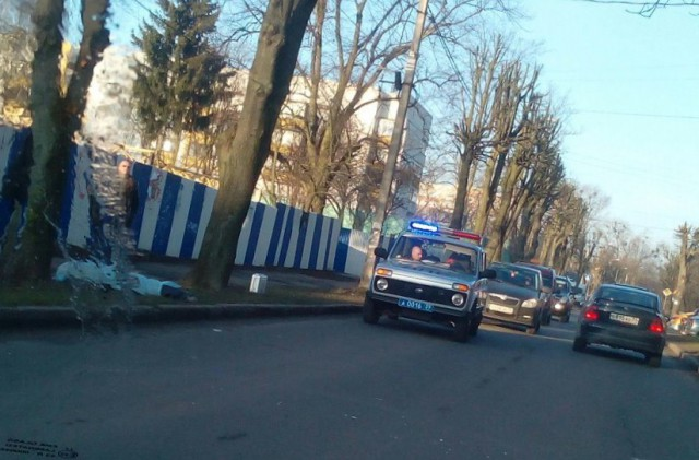 ВКалининграде под колесами «БМВ» погибла 79-летняя горожанка