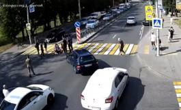 На улице Горького в Калининграде «Шкода» сбила 10-летнего мальчика на переходе