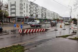 До конца декабря в центре Калининграда заменят немецкий водопровод из чугуна
