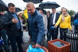В бюджет Калининграда заложат девять миллионов рублей на закупку мусорок