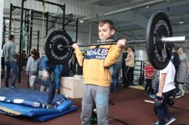В Багратионовске открыли многофункциональное спортивное пространство