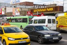 Власти Калининграда пообещали убрать «шанхай» возле «Эпицентра» в течение двух недель