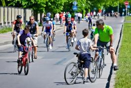 Власти: У 25% жителей Калининграда есть велосипеды