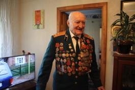В Калининграде умер ветеран и почётный гражданин города Борис Устименко
