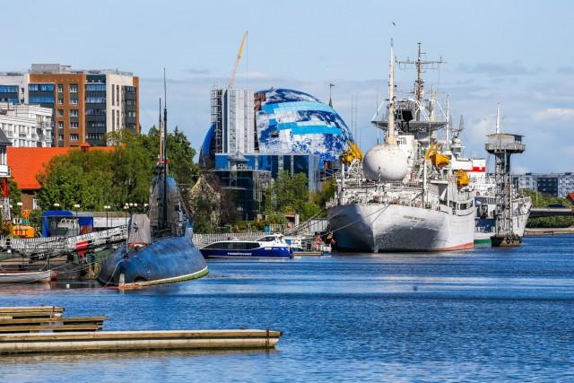 Дочь космонавта Пацаева снова просит Путина сохранить судно, пришвартованное в Калининграде