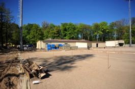 Польские газоны для тренировочных баз к ЧМ-2018 в Калининграде завезут через десять дней