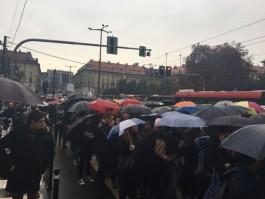 В Польше женщины вышли на митинги в защиту своих прав