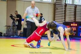 «Под взором легенд»: в Калининграде прошёл отбор на первенство Северо-Запада по вольной борьбе