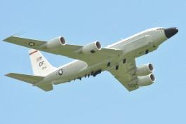 Американский самолёт-разведчик два дня подряд кружил возле границ Калининградской области