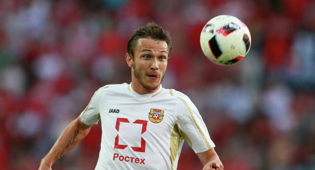 Экс-игрок «Краснодара» и«Арсенала» Бурмистров перешёл в«Балтику»