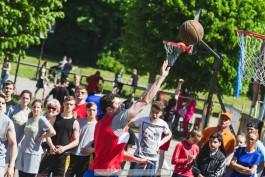 «Три на три»: в калининградском турнире по уличному баскетболу сыграли 90 команд
