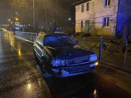 На проспекте Победы в Калининграде «Ауди» сбила мать и 11-летнюю девочку: ребёнок погиб