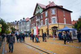 В сквере королевы Луизы в Зеленоградске установят ансамбль из девяти скульптур