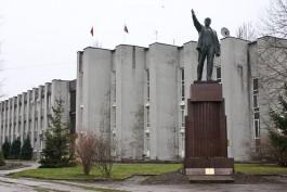 Балтийск остался без электричества из-за аварии на сетях