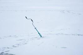 В Калининграде рыбак провалился под лёд
