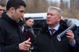 Олег Шлык покидает пост главы администрации Мамоново