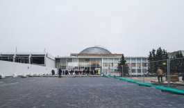 Аэропорт «Храброво» возобновил работу, прерванную из-за тумана