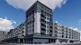 Варламов назвал «некрасивым и бесполезным» капремонт домов вокруг сквера у бывшего ДКМ в Калининграде