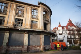 В Зеленоградске хотят восстановить «Дом звёздного неба» на Курортном проспекте