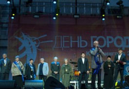 Почётными гражданами Калининграда в 2021 году стали два человека