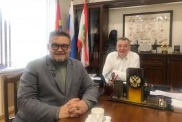 Телеведущий Александр Васильев хочет открыть в Зеленоградске музей моды