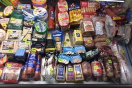 У торговцев на Центральном рынке в Калининграде изъяли более 100 кг санкционных продуктов
