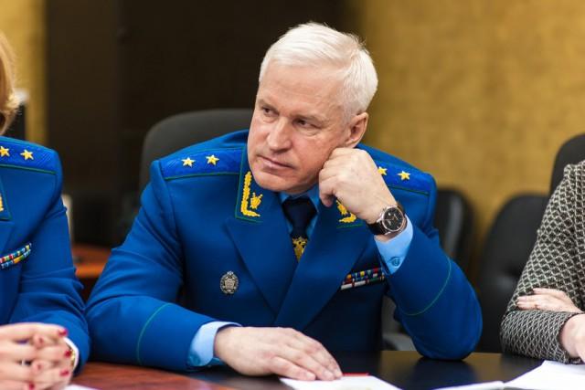 Президент Путин назначил прокурором Вологодской области Александра Гринева