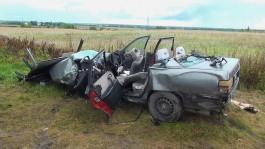 УМВД: В аварии под Гвардейском погиб 27-летний водитель «Ауди»