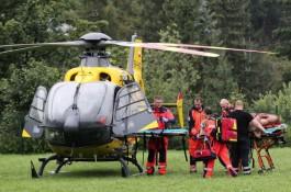 Во время бури в польских Татрах погибли четыре человека