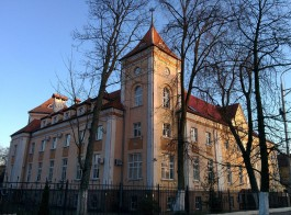 Калининградское УФНС заказывает проект капремонта виллы Винтер на Каштановой аллее