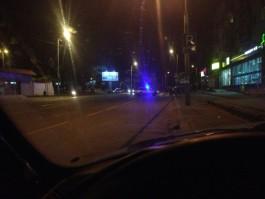 На ул. Черняховского в Калининграде мотоциклист сбил 70-летнего пенсионера