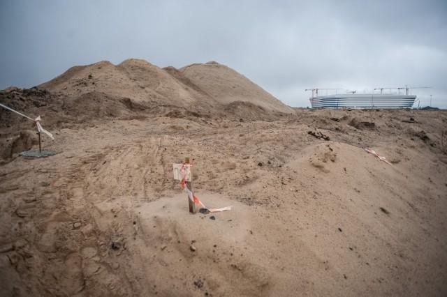 Обвиненный вхищениях при строительстве подрядчик стадиона «Арена Балтика» убежал заграницу