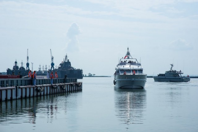 «Росморпорт»: Для линии Балтийск — Усть-Луга может потребоваться не менее пяти паромов