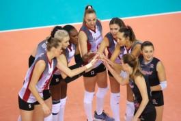 «Волейболистки «Локомотива» победили в Калининграде «Протон»