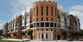 Общественный совет согласовал проект гостиницы на месте кондитерской фабрики в Калининграде