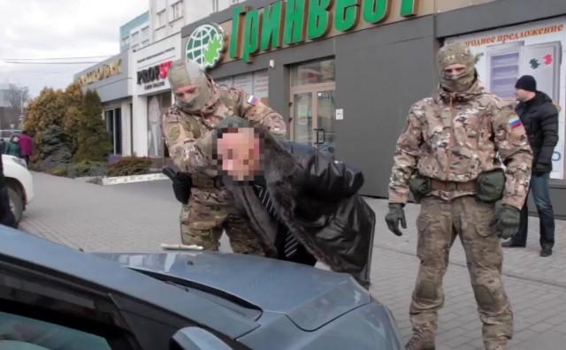 ВКалининграде осужден лжемайор ФСБ запопытку похитить 2,5 млн руб.