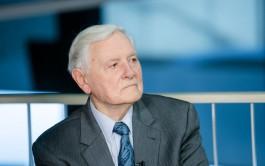 Валдас Адамкус: Если бы в Литве было хорошо, из неё не уезжали бы сотни тысяч людей