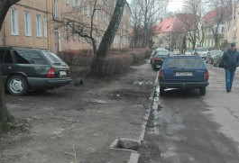 Почему в центре Калининграда тротуары не ремонтировали со времён войны?