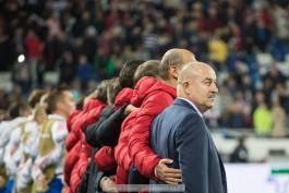 Черчесов объяснил, чего не хватило сборной России для победы над шведами в Калининграде